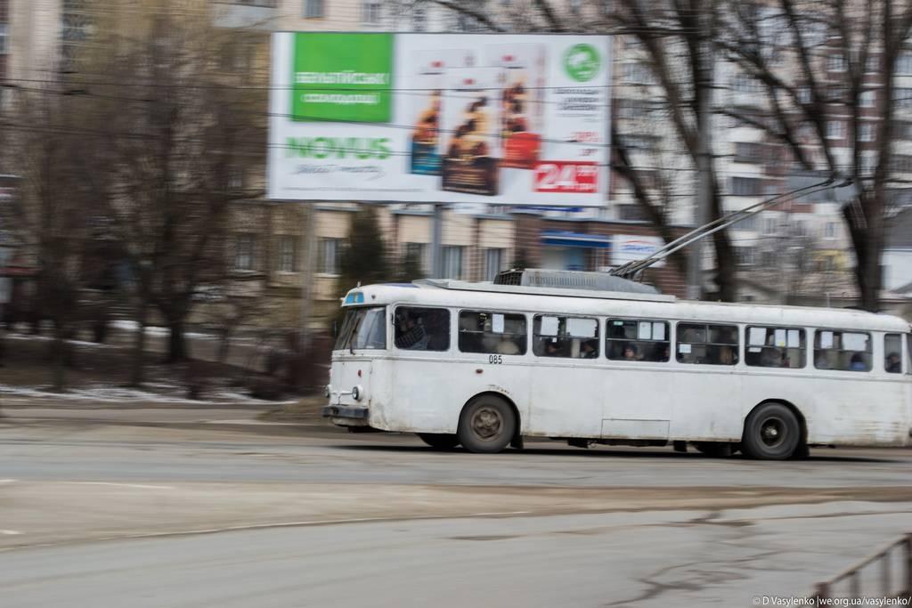 Тролейбус №3, Тернопіль