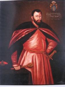 Стефан Потоцький - засновник замку