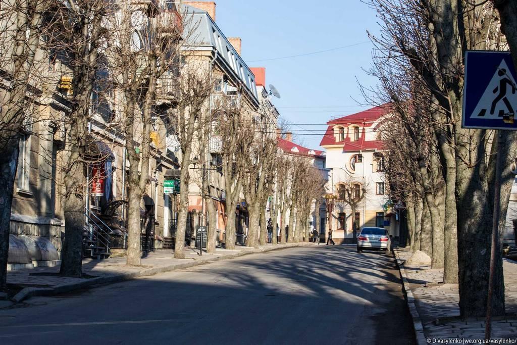 Вулиці Тернополя
