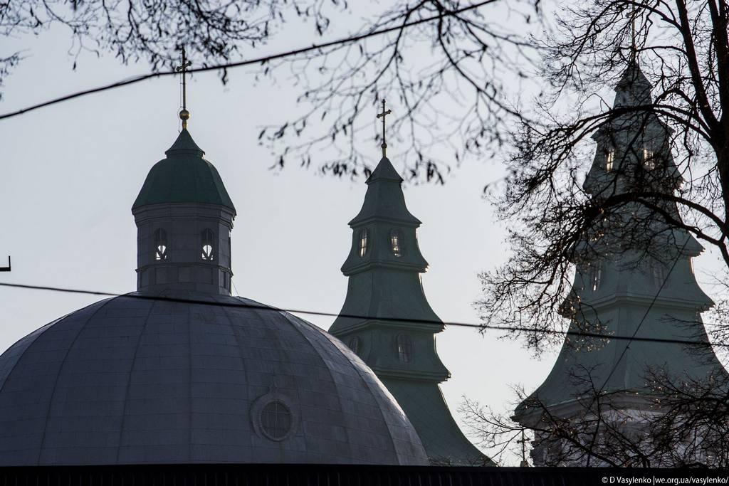 Катедральний собор Непорочного Зачаття Пресвятої Богородиці УГКЦ