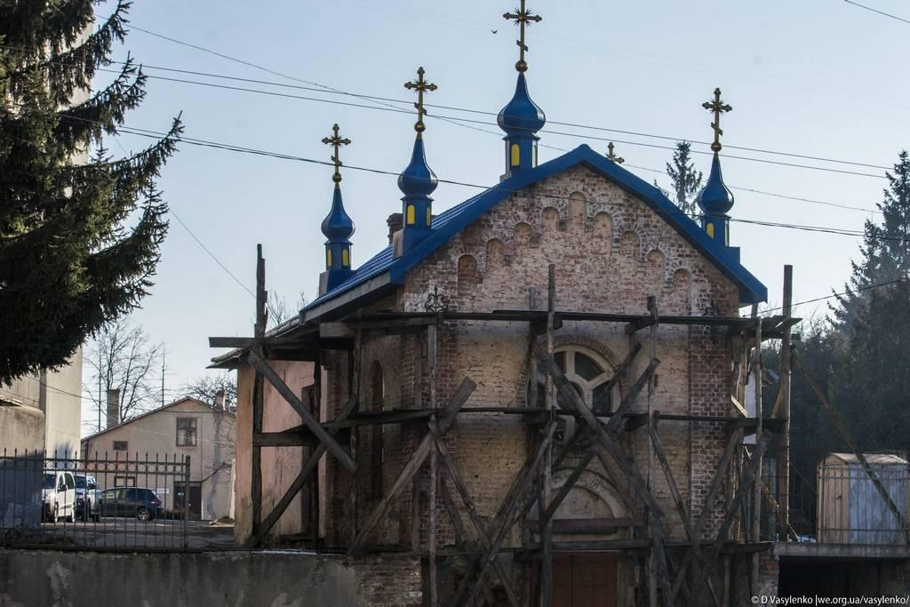 Реставрація старої каплиці