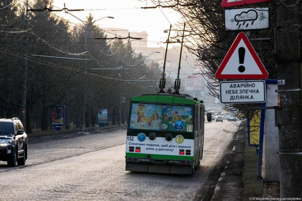 Дорога біля набережної