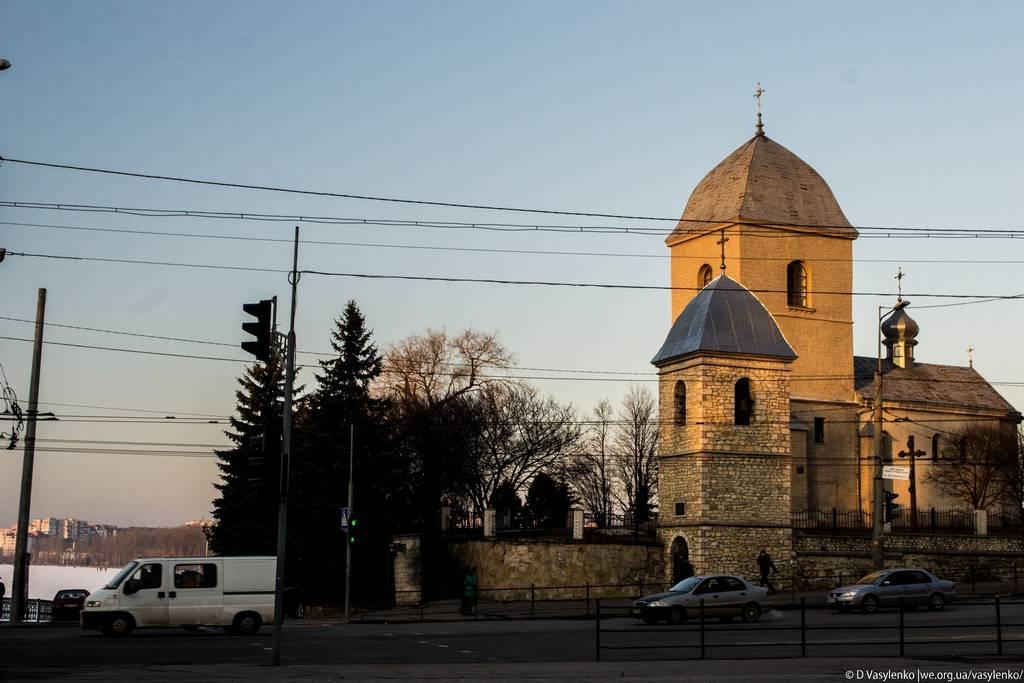 Сама Воздвиженська церква