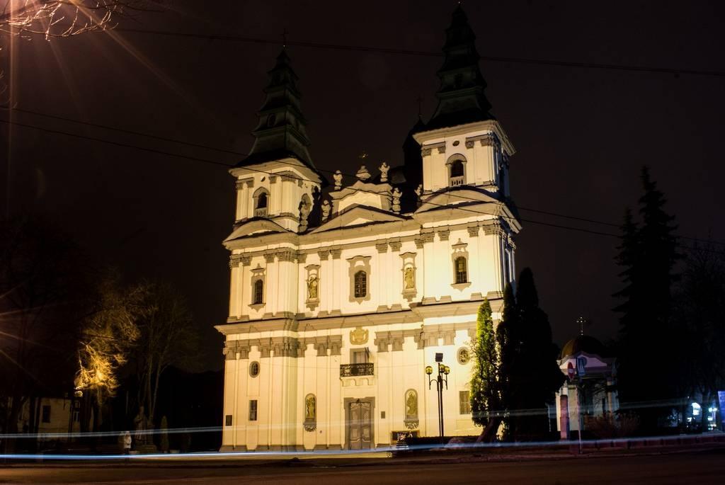 Катедральний собор Непорочного Зачаття Пресвятої Богородиці