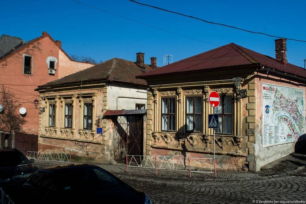 Будинок мера, вул. Духновича 23