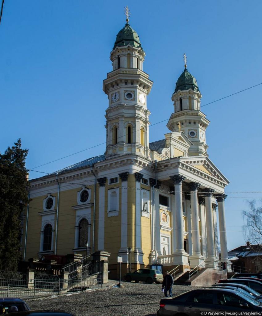 Здвиженський кафедральний собор
