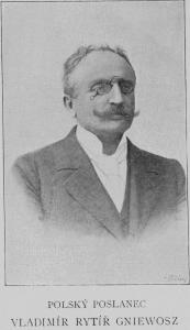 Володимир-Іполіт Гнєвош, власник замку
