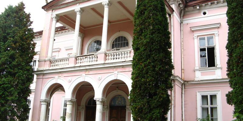 Палац Бадені в Буську