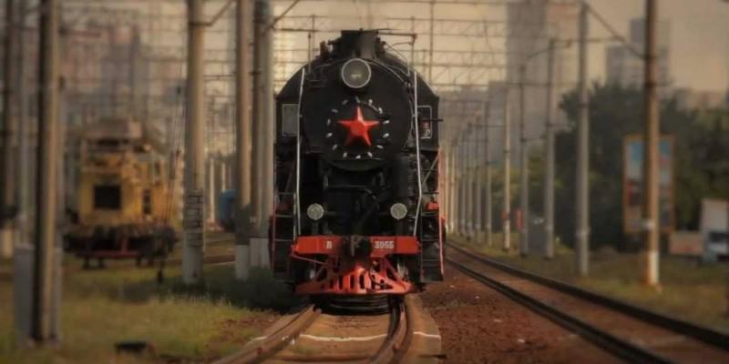 Повернення київського ретро-поїзда