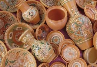 Чарівна глина в Опішному