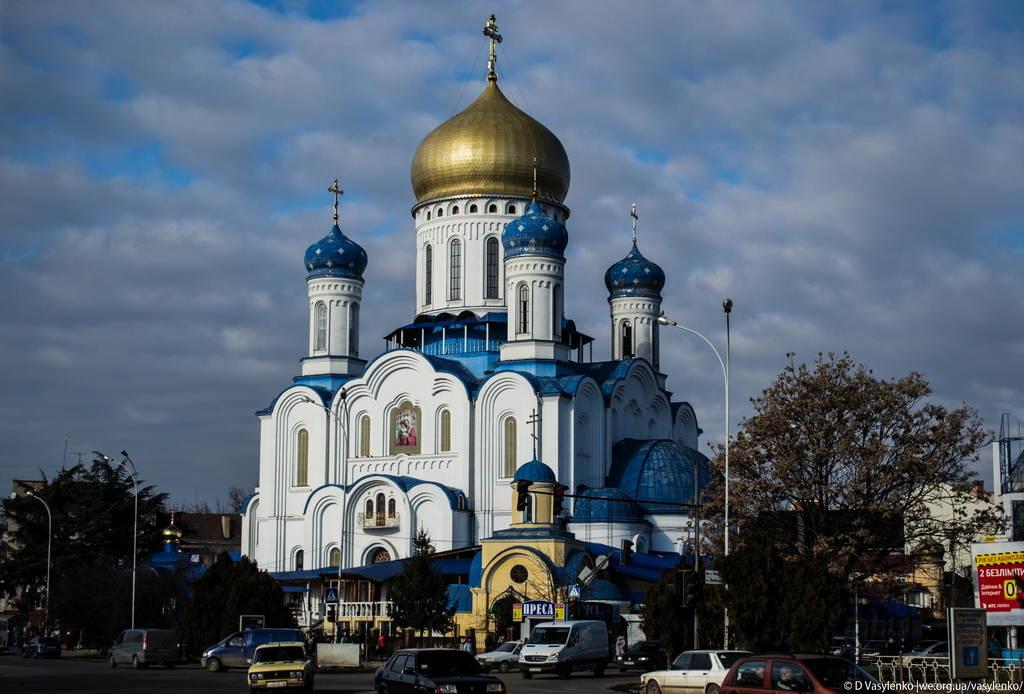 Храм Христа Спасителя (Ужгород)