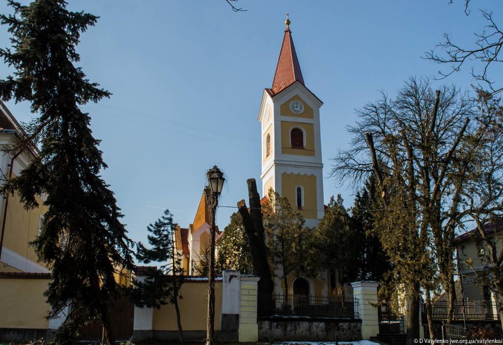 Ужгородська реформатська церква