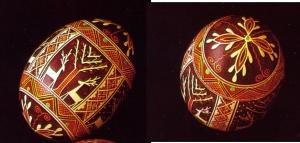 Гуцульські орнаменти