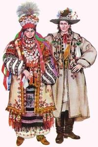 Традиційний буковинський костюм