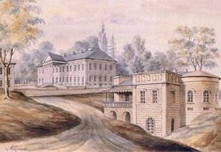 Привид замку Ходкевичів у Млинові