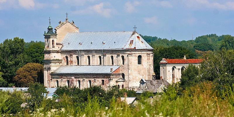 Олицький костел Святої Трійці