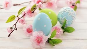 Радісного Великодня!