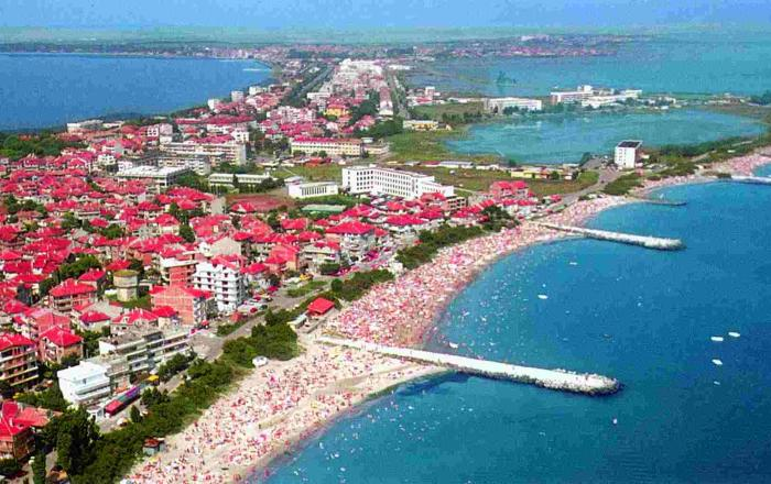 Погода бургас болгария июль