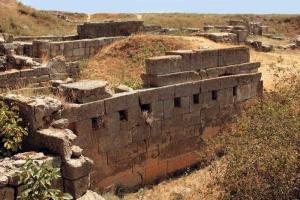 Розкопки на місці Ольвії
