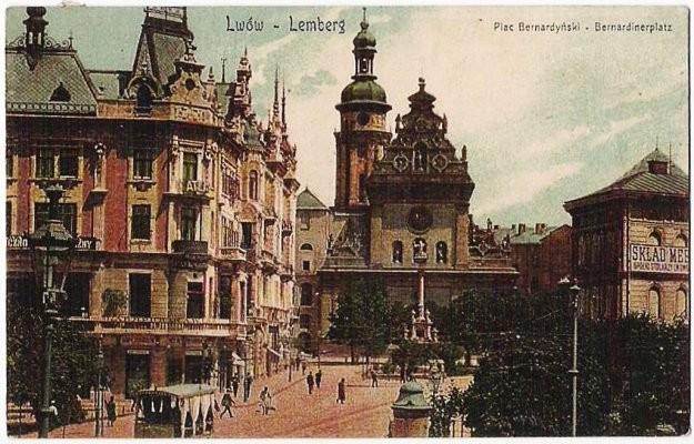 Містичні Історії Старого Львова: Легенда про кохання