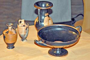 Ольвійський посуд