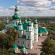 Будівництво Троїцького собору в Чернігові
