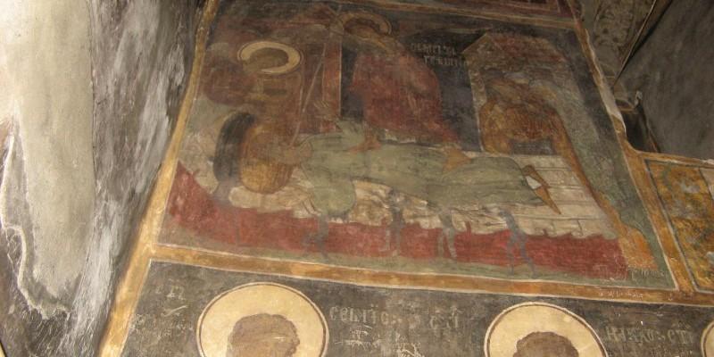 Найстаріша церква Буковини в Лужанах