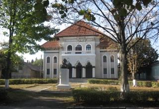 Міський театр, м. Хотин