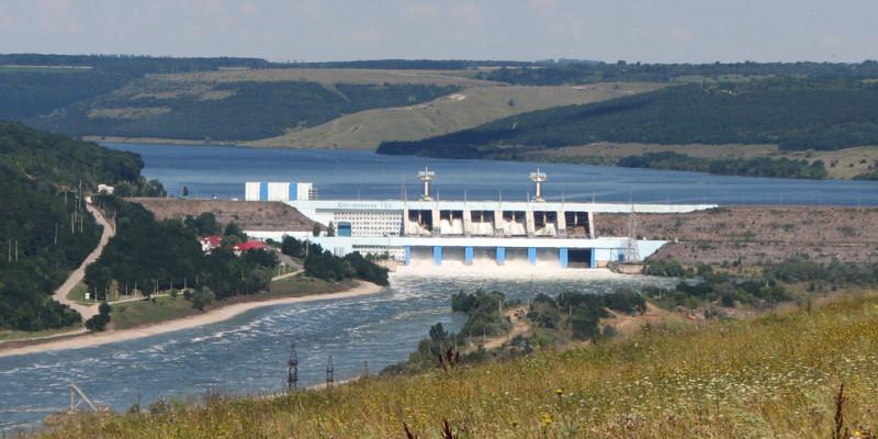 Дністровська ГЕС