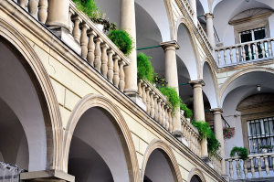 Італійський дворик (4)