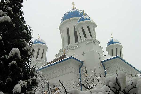 Миколаївська (п'яна) церква в Чернівцях