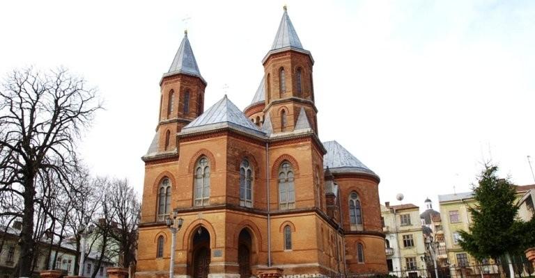 Вірменська церква у Чернівцях
