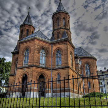 Картинки по запросу вірменська католицька церква чернівці