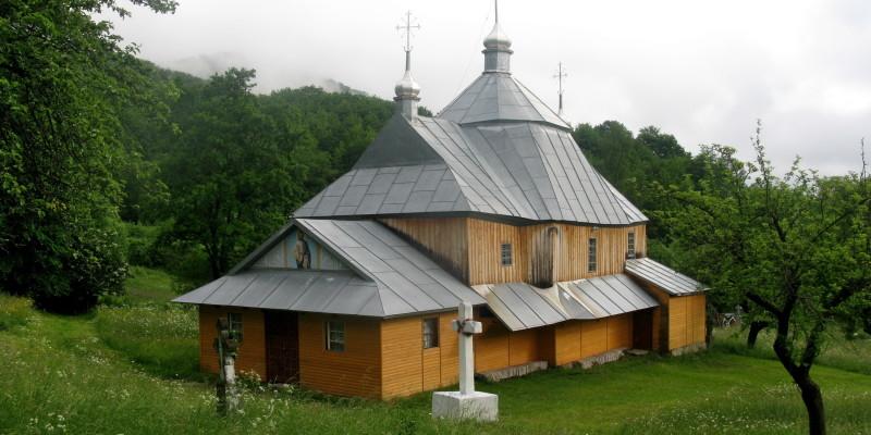 Миколаївська церква у Вижинцях
