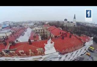 [Відео] Одесса з висоти пташиного польоту