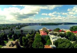 [Відео] Тернопіль з висоти пташиного польоту