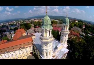 [Відео] Ужгород з висоти пташиного польоту