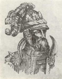 Князь литовський та київський Монети, карбовані Володимир Ольгердович