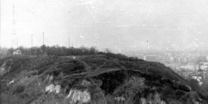 Хто побудував київський замок?