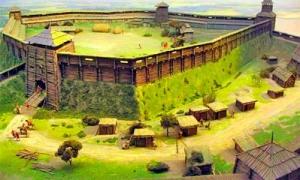 Замкова гора, рекострукція литовського замку