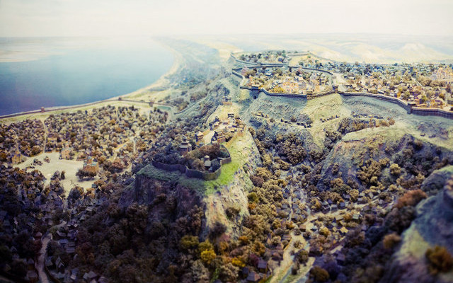 Воєводство Станіслава Жолкевського в київському замку