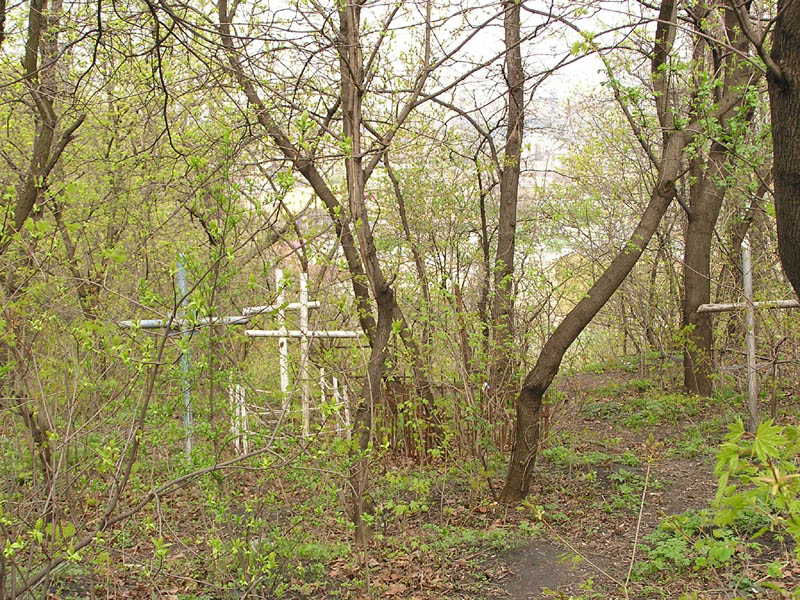 Цвинтар на Замковій горі