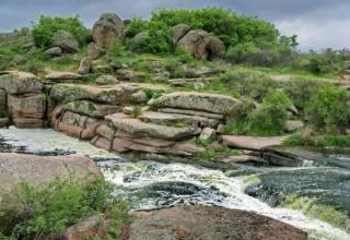 Шолохівський водоспад