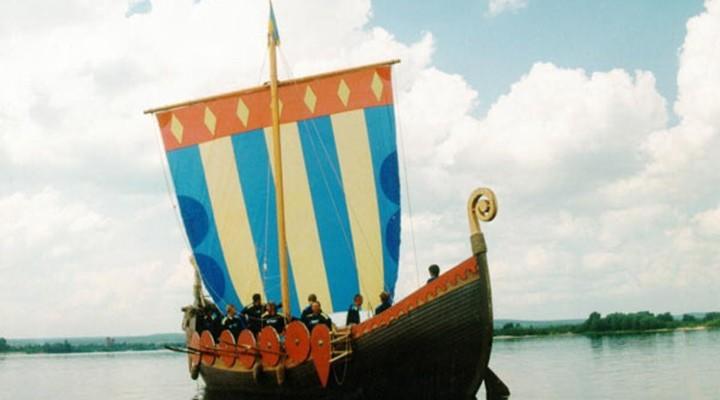 Подорож сучасних варягів у греки