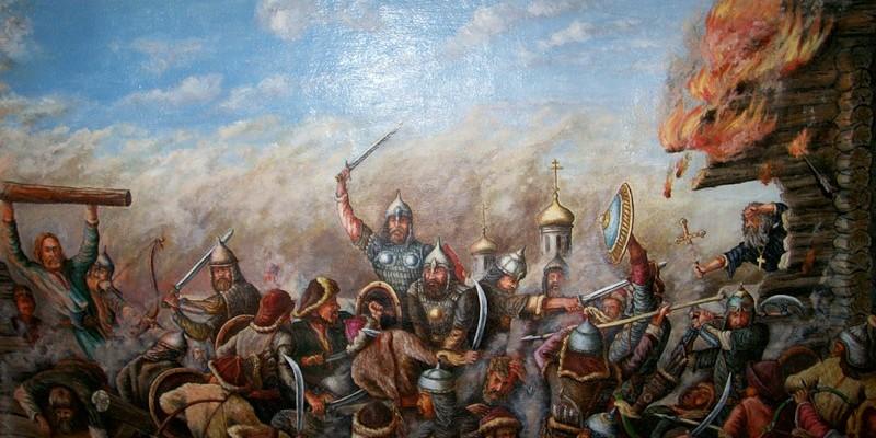 20 кроків до мрії. Серія 3. Монголо-татарське іго