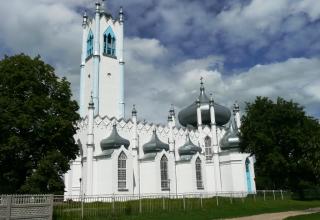 Спасо-Преображенська церква в Мошнах
